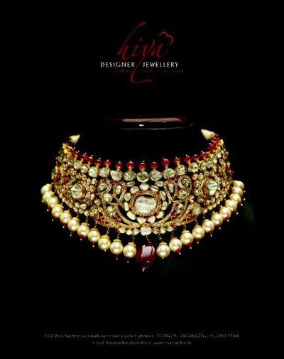 Photo of choker necklace set