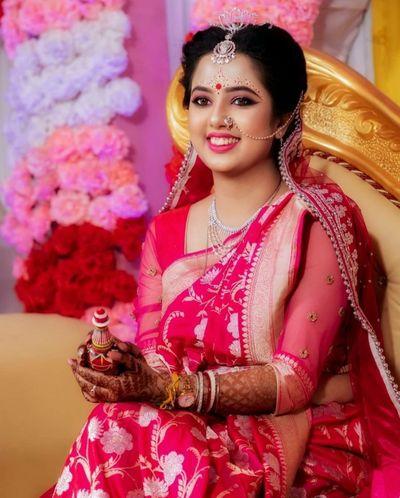 ujjwal debnath makeup artist  price  reviews  bridal