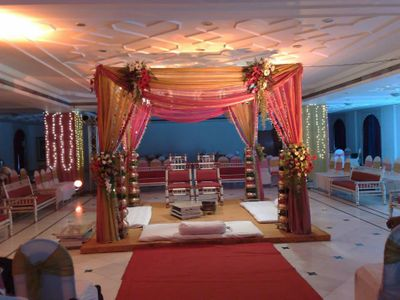 Hiravati Banquet Hall at Santacruz