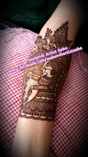 Photo of Saba Mehendi Artist