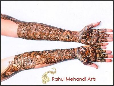 Photo of Rahul Mehandi Arts