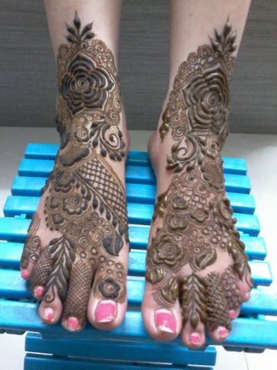 Photo of Bhavna Ashiyani Mehendi Artist