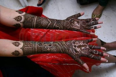 Photo of Rakesh Mehendi Arts