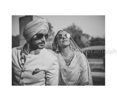 Photo of Celebrity wedding Neha Dhupia