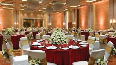 The Leela Palace, Chennai | Banquet, Wedding venue with Prices