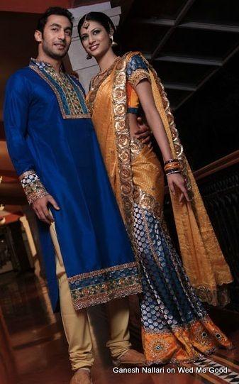 Photo of Ganesh Nallari Bridal Wear Designer