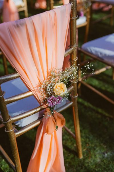 Photo of chair back decor ideas