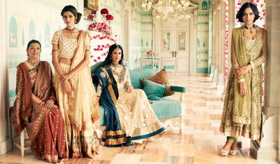 Photo of Ritu kumar fall winter collection 2015