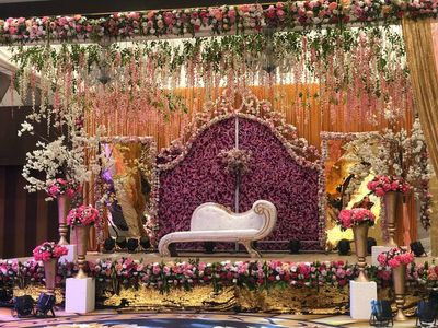 Best wedding decorators in lucknow prices info reviews dream huntz weddings lucknow junglespirit Choice Image