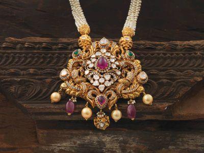 Photo of pendant necklace