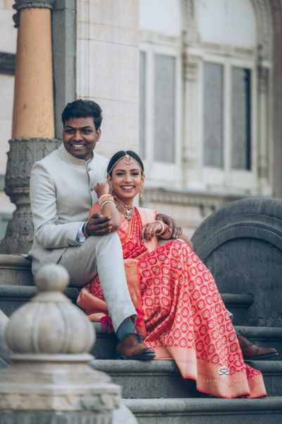 Photo of South Indian couple shot ideas