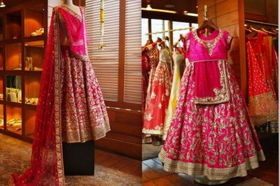 Top 40 Bridal Wear Stores In Delhi Ncr Bridal Wear Shopping In Delhi Ncr