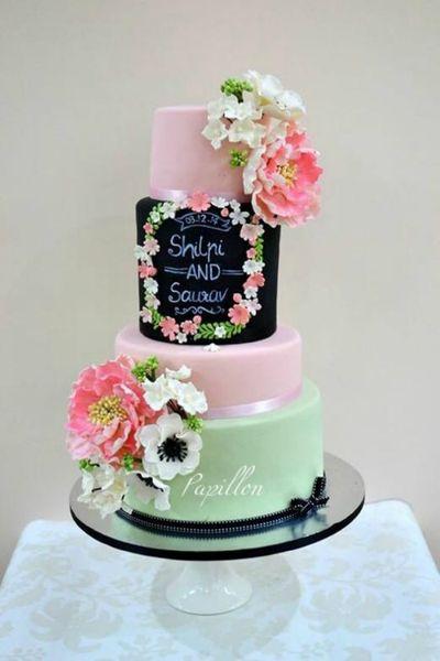Photo of Three tier cake
