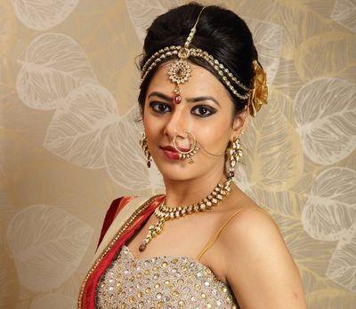 Photo of Bridal Makeup by Anushka Salon