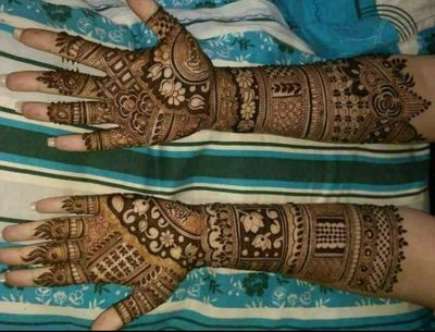 Best Bridal Mehandi Artists in Chennai - Prices, Info & Reviews