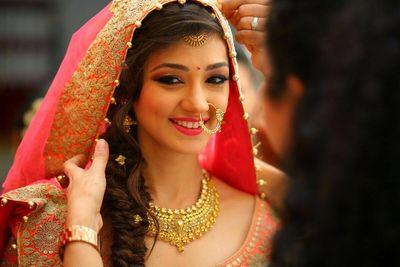 Bridal Makeup Artists List Indian Wedding Makeup Wedmegood