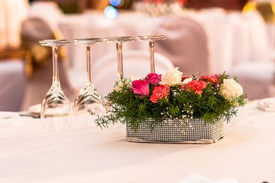 Photo of Pretty table centerpiece