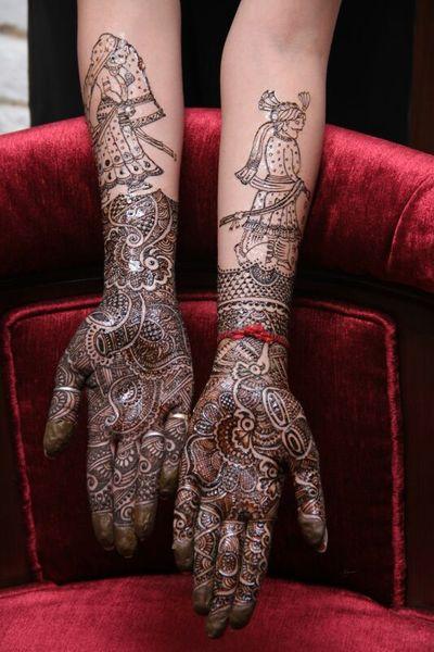 Mehndi Designs By Bhawna Taneja Price Amp Reviews Bridal