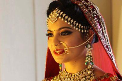 Bridal Makeup In Delhi Best Wedding Makeup Artists For Wedding