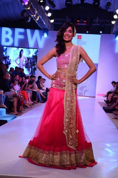 Photo of IBFW. Zanaaya India beach fashion week