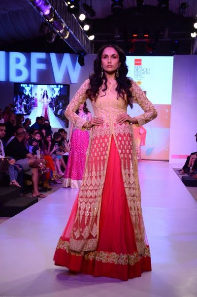 Photo of IBFW Zanaaya  India beach fashion week
