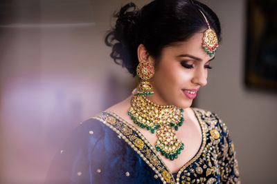 Photo of Saina nehwal on wedding day