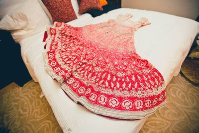 Photo of ombre anarkali