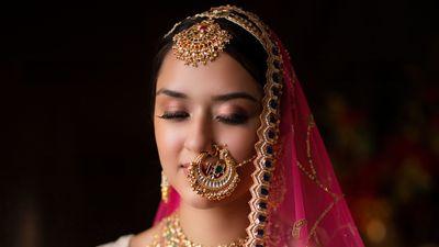 Simran Narang - Safarsaga Films - Bride Shoot