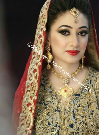 Poonam Mishra - Price & Reviews | Bridal Makeup in Delhi NCR