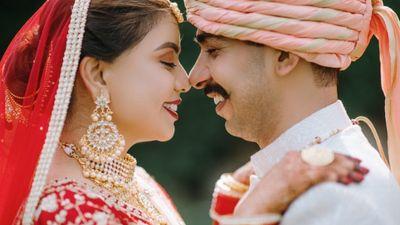 Sneha and Kartik - Wedding Shoot - Safarsaga Films