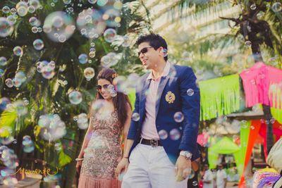 Diksha & Rohan, Mumbai
