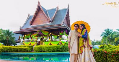 Disha & Rushi, Thailand