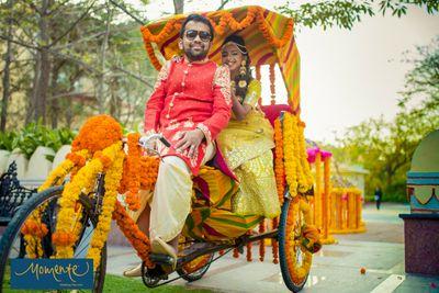Kushal & Krupa, Jaipur
