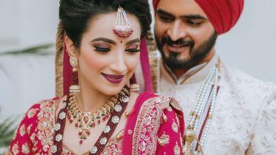 Ravinoor and Jannat - Wedding Shoot - Safarsaga Films