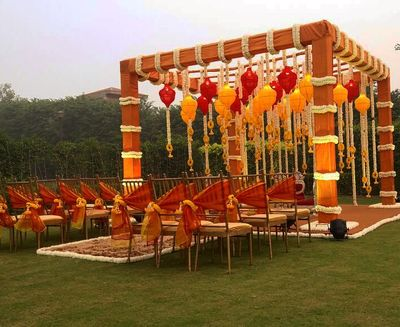 Mandap Pop Up
