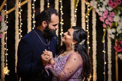 Meghna & Krishanraj I Wedding I Mumbai