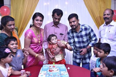 Birthday Function at Porur