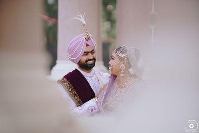 Minnie and Rooble - Wedding Shoot - Safarsaga Films