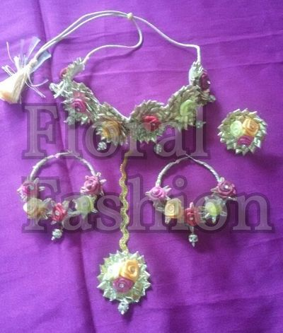 Multi gotta jewellery set