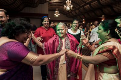 Anish & Ketki's Wedding Celebrations