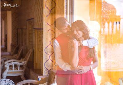 The Regal Romance - Pooja and Nikunj Prewedding