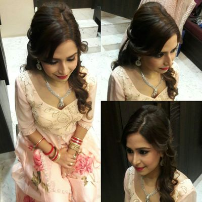 Party Makeup Hair Pictures
