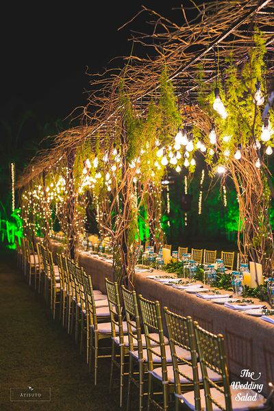 An Enchanting Evening Tablescape.