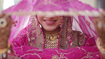 Best Bride Shoot in Chandigarh -Taran - Safarsaga Films