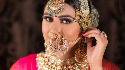 Nikita -Best Bride Shoot in Chandigarh - Safarsaga Films