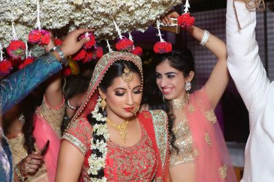 Shruti Bajaj Destination Wedding in Goa