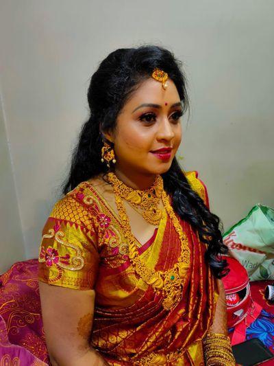 Tumkur Bride Makeover