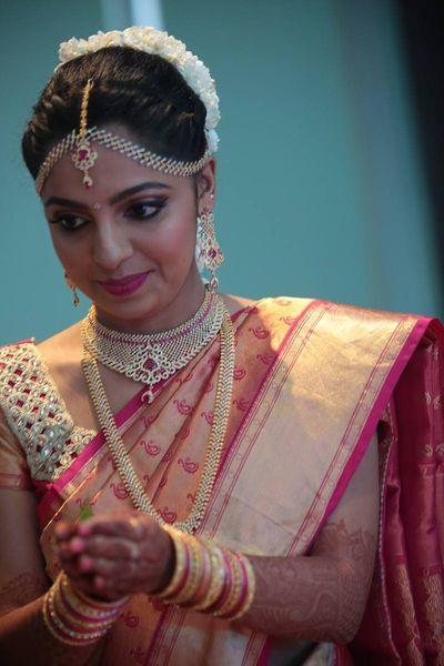 Ashwathi wedding