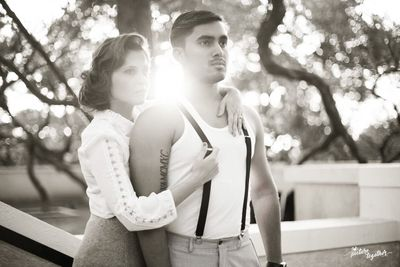 Classic to Contemporary - Gaurav and Anu