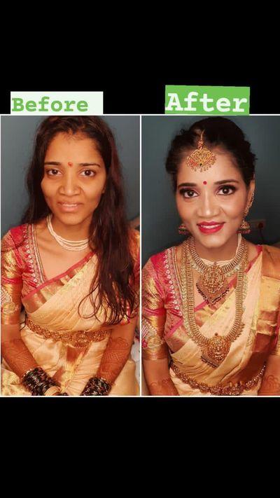 Ashwini's Marriage Events Pics